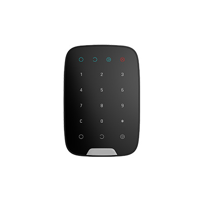 Teclado-tactil-alarma-inteligente